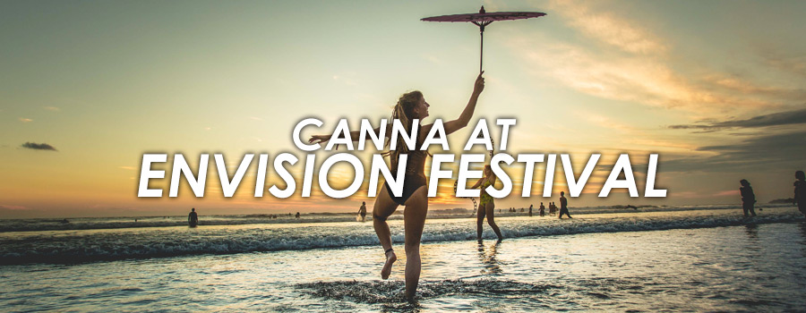 CANNA at Envision Festival