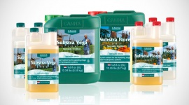 CANNA SUBSTRA fertilizers