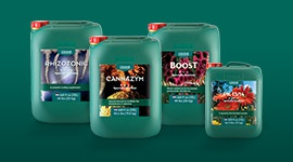 CANNA Additives available in bigger sizes