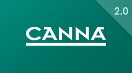 An improved CANNA website!
